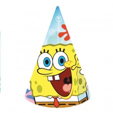 Spongebob Party Hats - 6