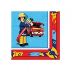 Fireman Sam 2014 Lun Napkin 20