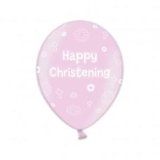 Christening - Pretty Pink