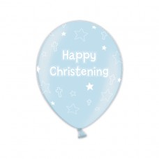 Christening - Icy Blue