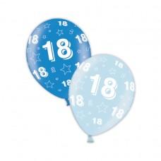 18th Birthday - Rich Blue & Icy Blue 11