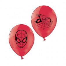 Printed Latex Balloons Spider-Man