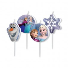 Frozen candle set