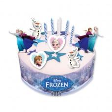 Frozen Cake decoration set