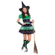 Wicked Cool Witch 10-12yrs