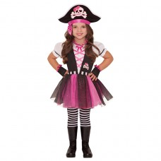 Dazzling Pirate 4-6yrs