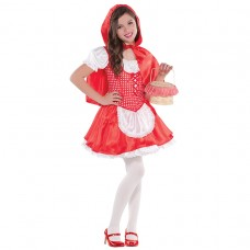 Lil Red Riding Hood 8-10yrs