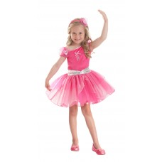 Barbie Ballerina Fuchsia 5-7yrs