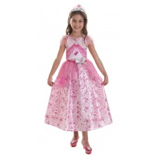 Barbie Pastel Princess Costume 3-5 years