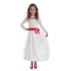 Barbie Bride 5-7yrs
