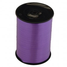 Purple Balloon Ribbon 500mx5mm
