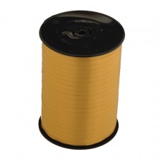 Gold Balloon Ribbon 500mx5mm