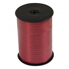 Burgundy Balloon Ribbon 500mx5mm