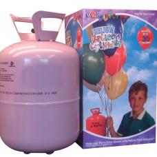 Helium Balloon Cylinder 30x 9''