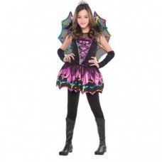 Spider Fairy Costume 4-6 years