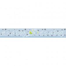 Banner 2.7m HoloG Its a Boy