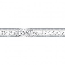Banner 2.7m HoloG Silver Anniv