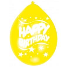Balloon pk10 22cm H Bday