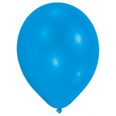 Balloon pk10 22cm met Blue