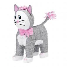 PINATA conv: Grey Cat