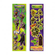 TMNT 8 Sticker Strips