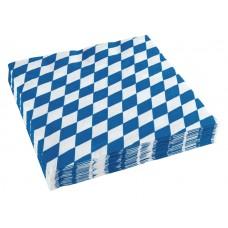 20 Napkins Bavarian