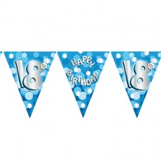 BUNTING HB 18 BLUE