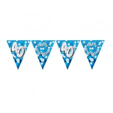 BUNTING HB 40 BLUE