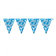 BUNTING HB BLUE