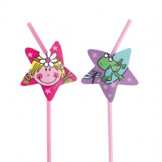 Funky Fairy Drinking Straws