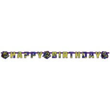 TMNT HB Letter Banner