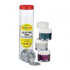 Snazaroo Glitter Gel Tube A