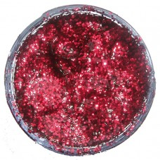 SNAZ 12ml Glitter  - CRIMSON