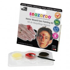 Snazaroo Horror Wound Face Paint Pack