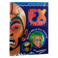 SNAZAROO FX FACES BOOK