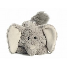 Tushies Trumpeter Elephant 11In