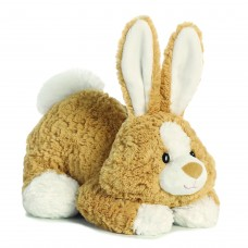 Tushies Tan Bunny 11In