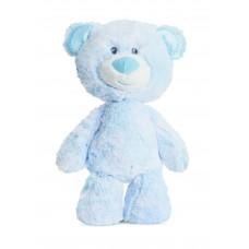 Huggie Babies Bear Blue 11.5In