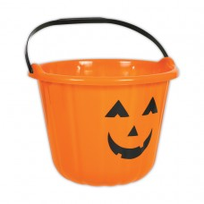 BUCKET PUMPKIN - ORNG