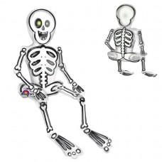 Multi/Ball:Sitting Skeleton