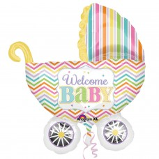 S/Shape:Baby Brights Carriag.