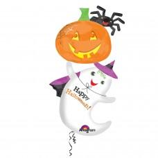 Multi/Ball:Ghost&Pumpkin