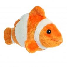 Mini Flopsie - Clown Fish 8In