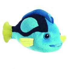 Mini Flopsie - Blue Tang Fish 8In