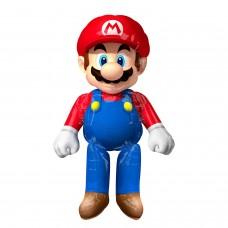 AWK:Mario Bros