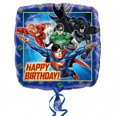 SD-SQ:Justice League HBD