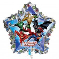 S/Shape:Justice League Shape
