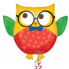 S/Shape:HipHipHooray  Owl
