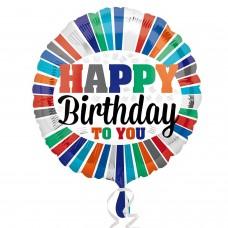 SD-C:Happy Birthday To You Stripes
