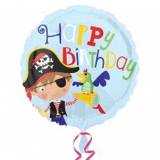 SD-C:Little Pirate Happy Birthday